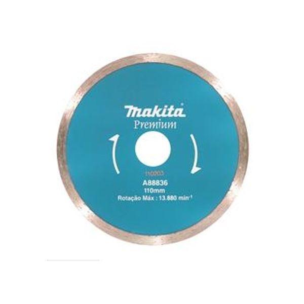 Rebolo Diamantado Mark Fast Liso 110mm Makita