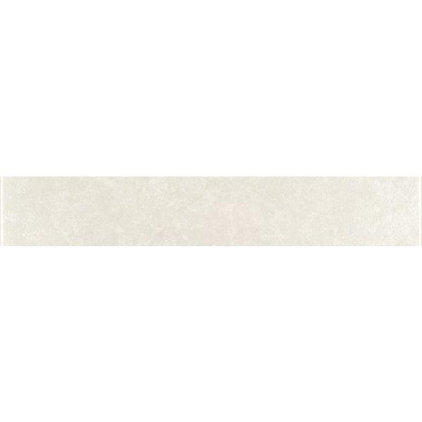 Rodapé 10X60 Marmore Bianco Bold Portobello