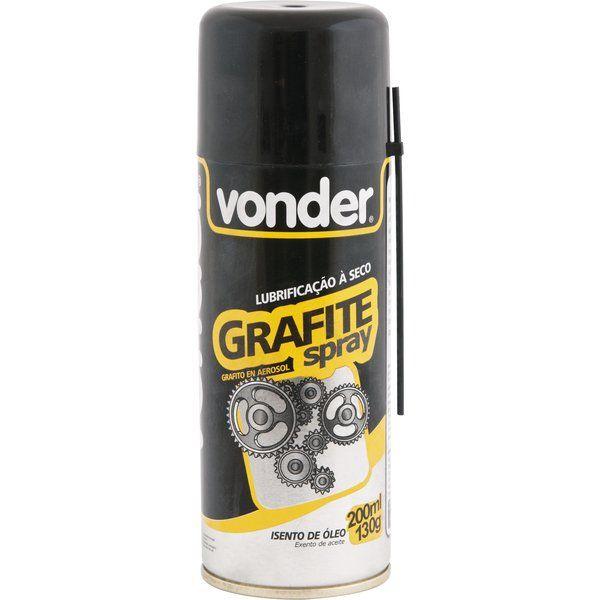 Grafite Spray Vonder