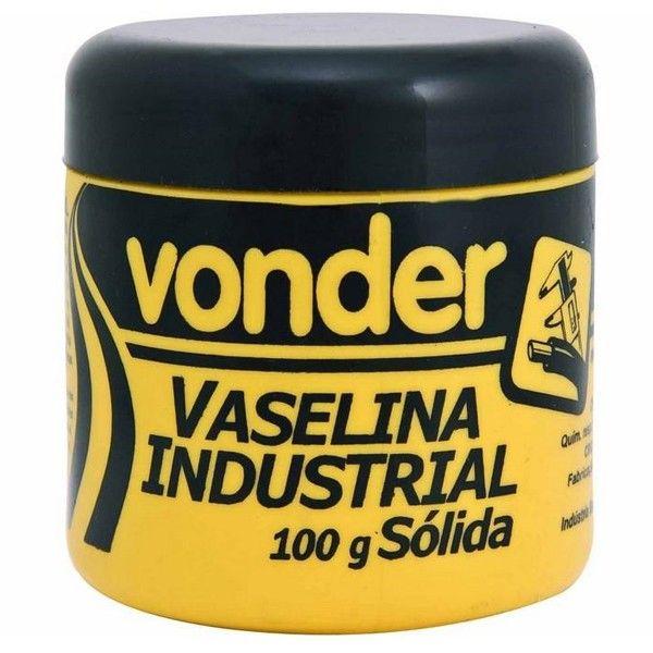 Vaselina Solida 100g Vonder