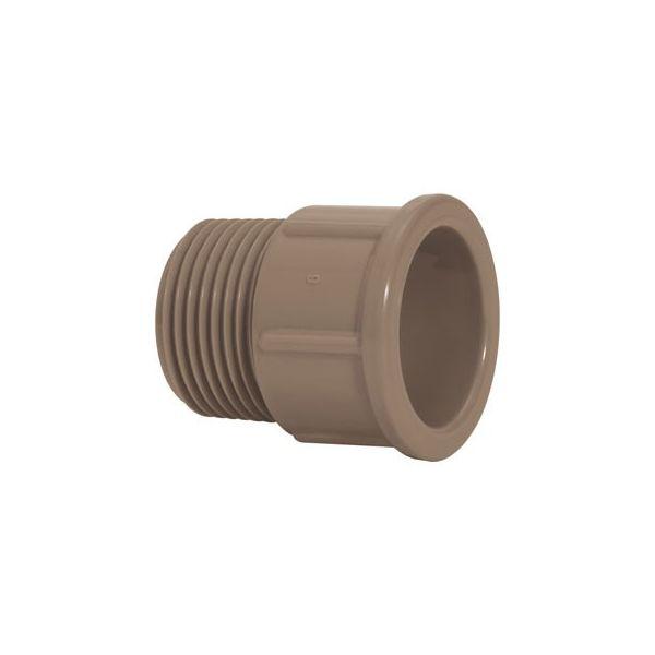 Adaptador curto soldável/roscável 75mm x 2 ½ Amanco