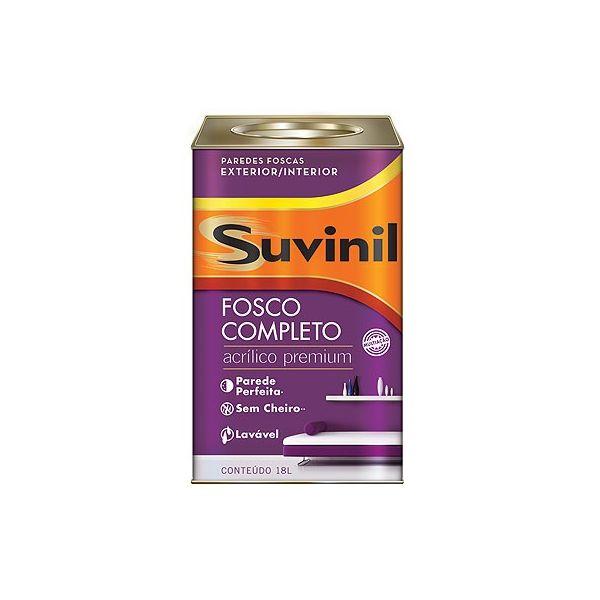 Tinta Acrílico Fosco Premium 18 litros Palha Suvinil