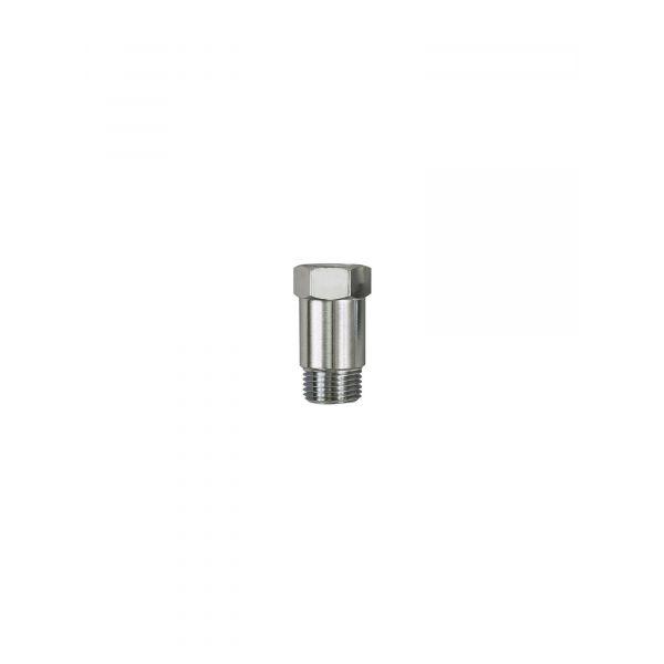 Prolongador 1/2x1/2x4,8cm Latão Cr Jack
