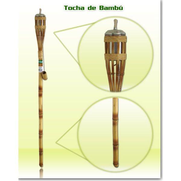 Tocha Bambu FCO17 Fest Chama