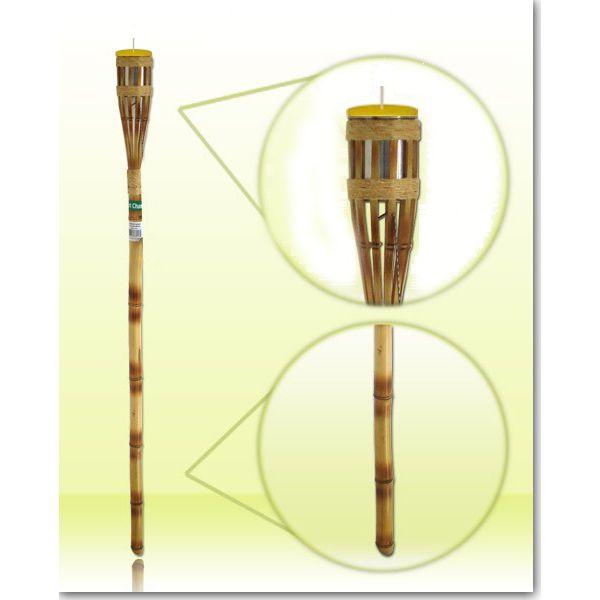 Tocha Bambu Alumínio FCO22