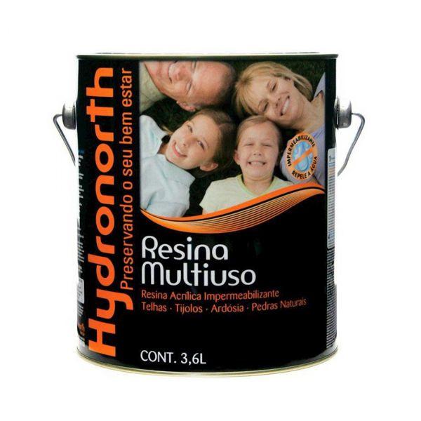 Resina Solvente 3,6 Litros Hydronorth