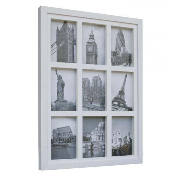 Multi Frame Bee Collection 50x35cm Branco Kapos