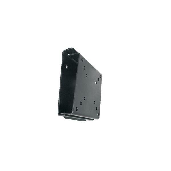 Suporte com inclinação para LCD 10''/ 40'' preto Brasforma