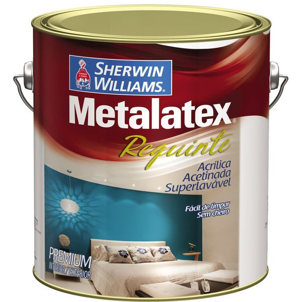 Metalatex Req.3.6l Superlav.Sherwin  Bise