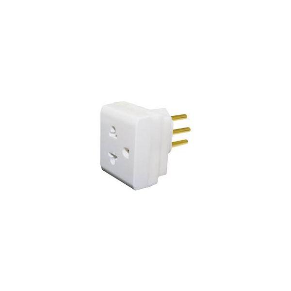 Adaptador 2p+T Pb 690660 Pial  Branco