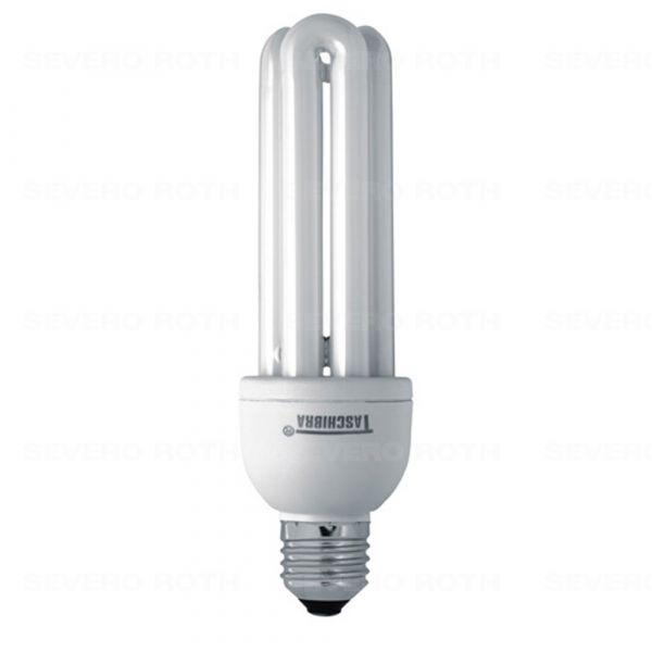 Lâmpada Compacta Eletrônica 25W/127V Branca/Branca Taschibra