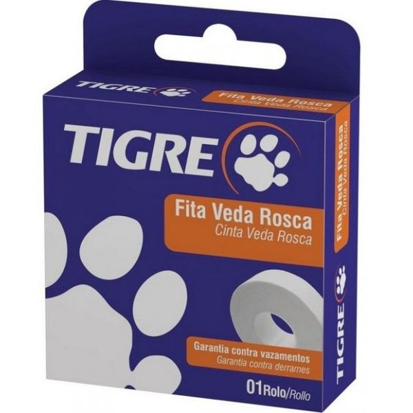 Fita Veda Rosca 18x50 Tigre