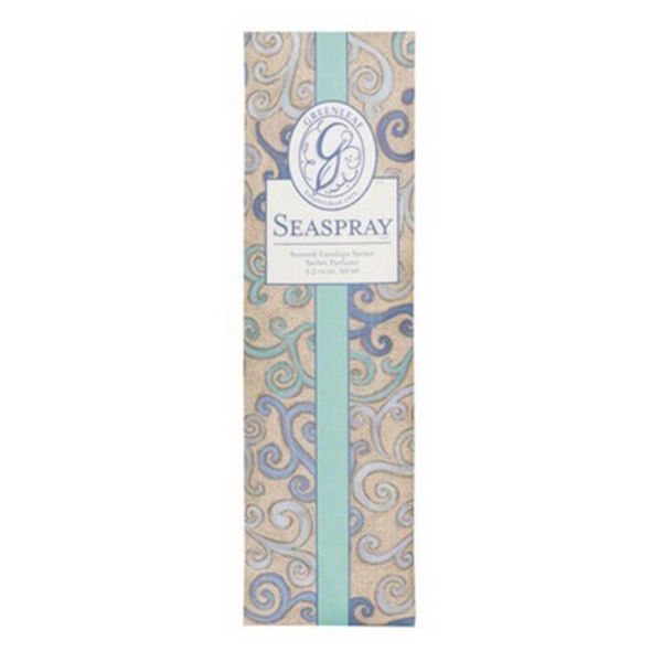 Envelope Perfumado Seaspray Gl902431 18g  Verde Greenleaf