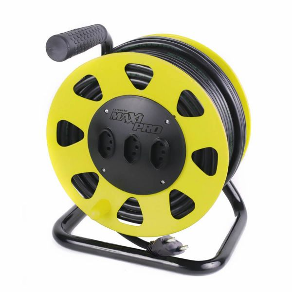Extensão Maxi Pro 2x1.5mm 10a 20m 1541  Amarelo