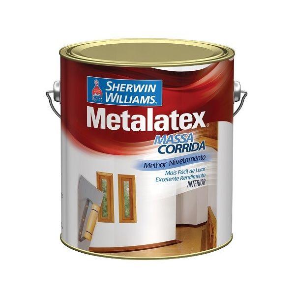 Massa Corrida Metalatex 3,6L Sherwin Wiliams