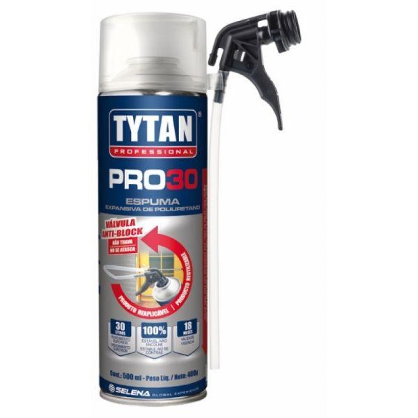 Espuma Pro 30 480GR 040319 Tytan