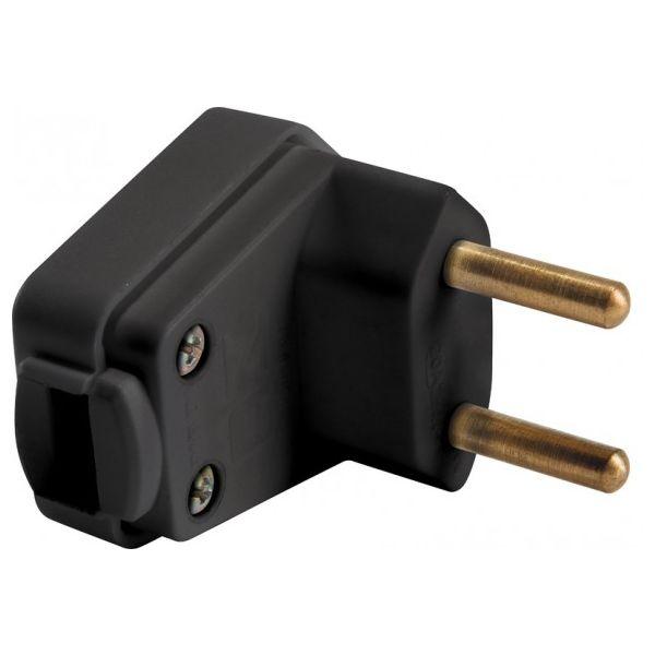 Plug T 2p Nbr14136 20a 250v 57403/009  Preto