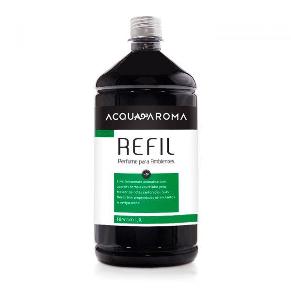 Refil Perfume Ambiente Alecrim 1l  Acquaroma