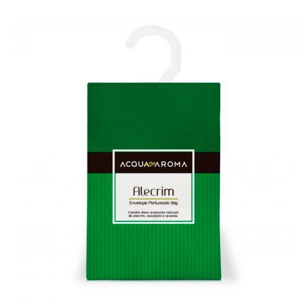 Envelope Perfumado Alecrim 36gr