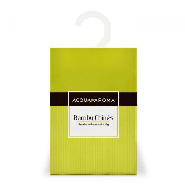 Envelope Perfumado Bamboo Chinês 36gr