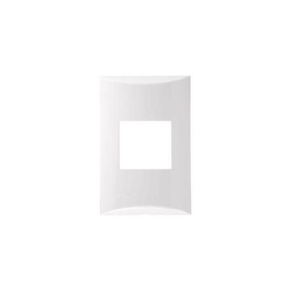 Placa 4x2 2m 571121 Brava  Branco