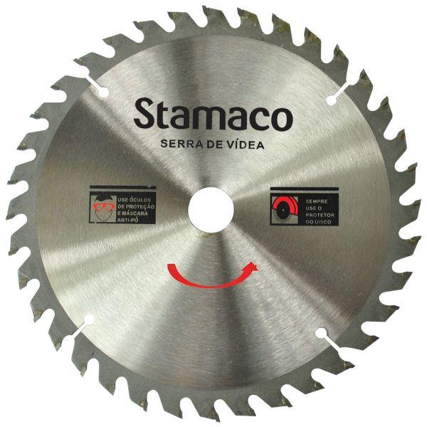 "Serra Videa 180Mm 7 1/4"" 36D Stamaco"