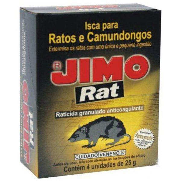 RATICIDA GRANULADO JIMO  100G