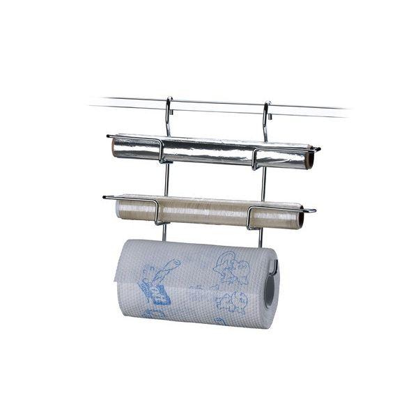Suporte Papel Toalha/ Alumínio/ PVC 2401 Future