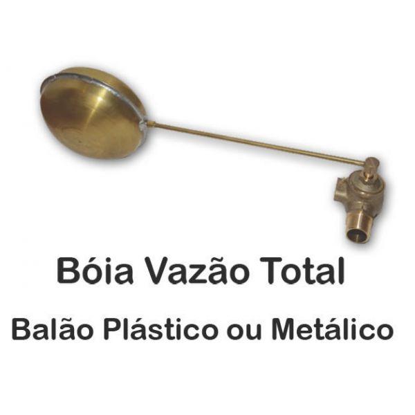 Torneira Boia Vazão Total 3/4 Belmar Metais Bp