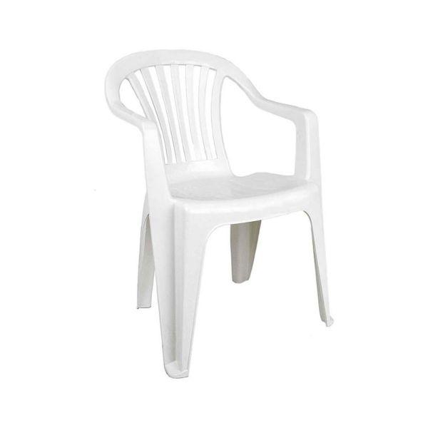 Cadeira Boa Vista 1001 Branca Antares