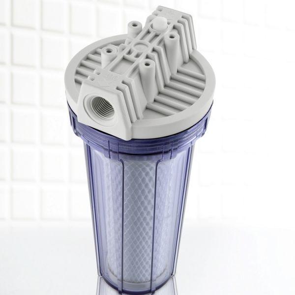 "Filtro Agua P Uso 9""3/4 Loren Acqua  Transparen"