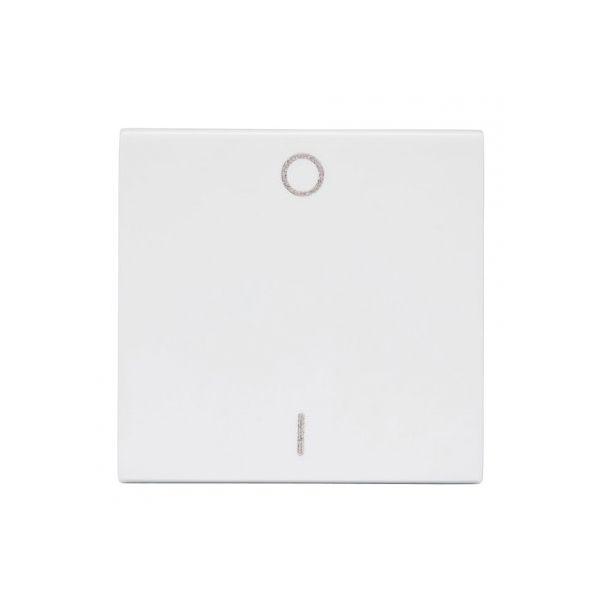 Módulo Interruptor Bipolar Simples 25a 5ta99305 Vivace  Branco