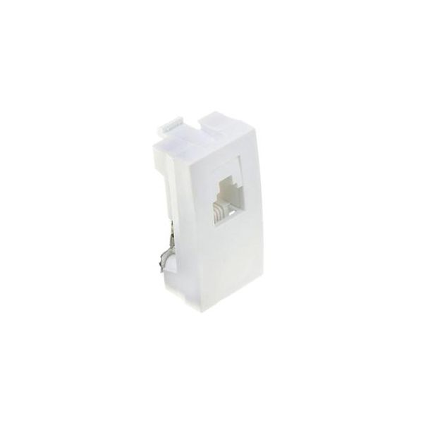 Módulo Tomada Telefone Rj11(4fios) 5tg99301 Vivace  Branco