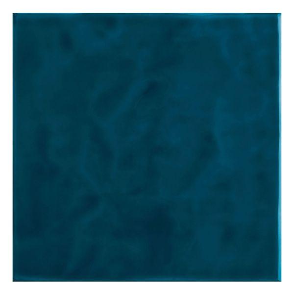 Azulejo 20x20 Petróleo Onda Br. Eliane