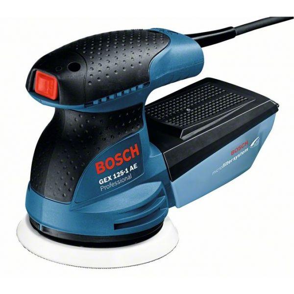 Lixadeira Excentrica Gex 125-1 AE Bosch