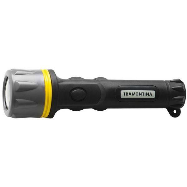 Lanterna Plástica 2D  Amarela Tramontina