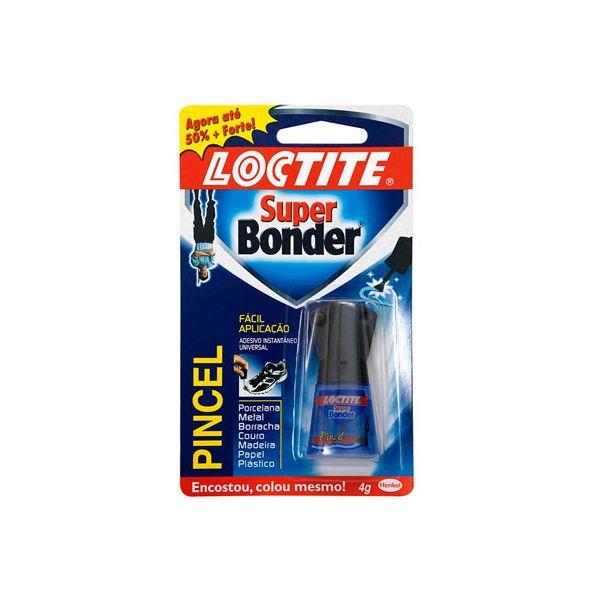 SUPER BONDER PINCEL 4G HENKEL