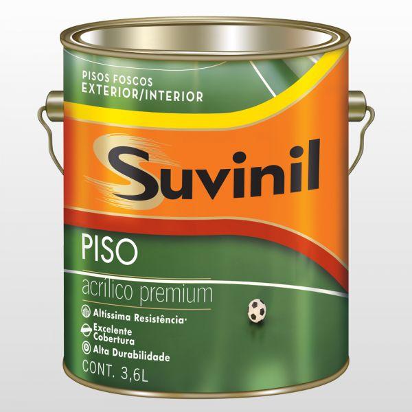 SUVINIL PISO VERDE 3.6L