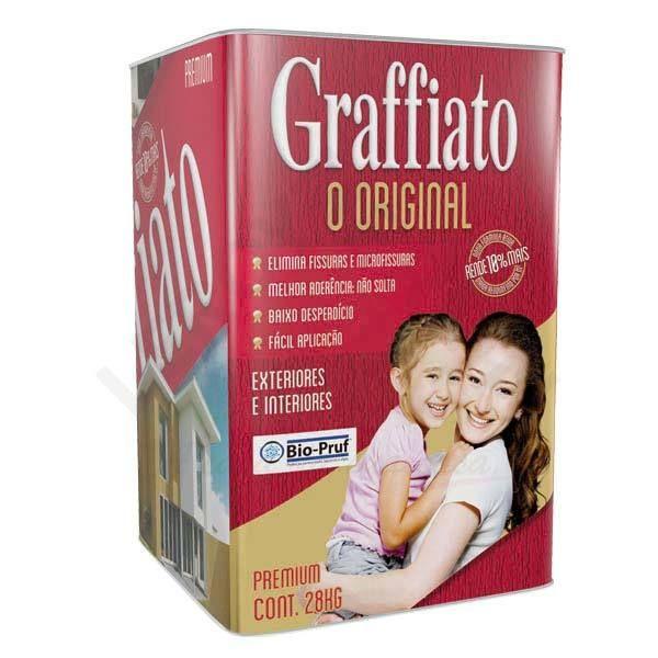 Textura Premium Graffiato Riscado 28 Kg Amarula Hydronorth