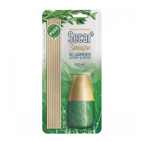 Difusor Aroma Secar Alecrim 10.02.0485 Soin