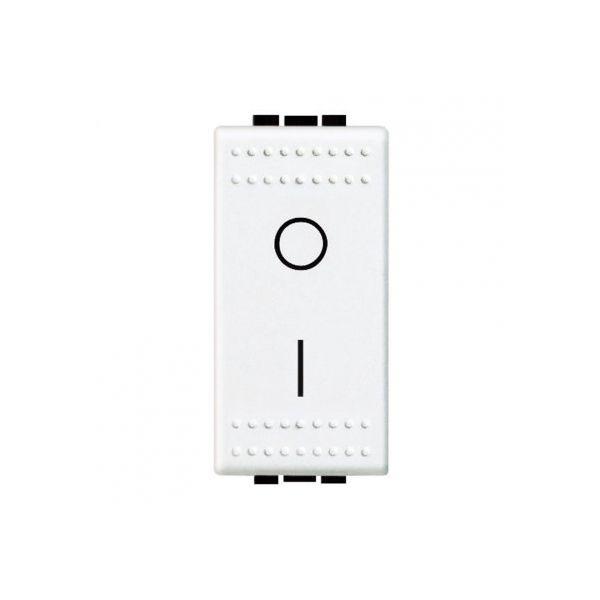 Módulo Interruptor Bipolar Simples  16a 250v Sn4002n Pial  White