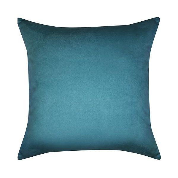Capa Almofada Suede Azul Tifany Lisa