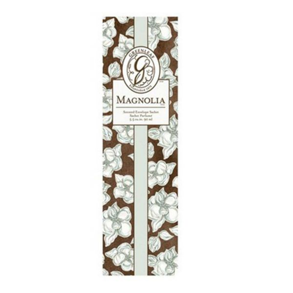 Envelope Perfumado Magnolia Gl902515 18g  Azul Greenleaf