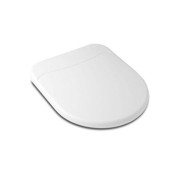 Assento PP Softclose Riviera/Smart  Branco Celite