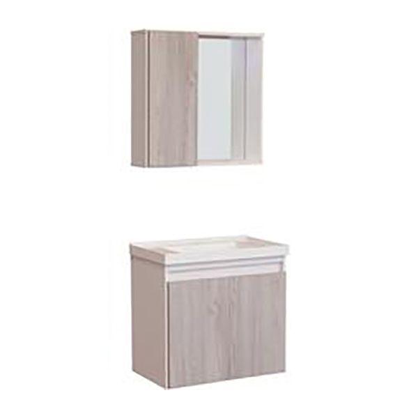 Conjunto Compact  0.50 Branco/Rovere Bemi