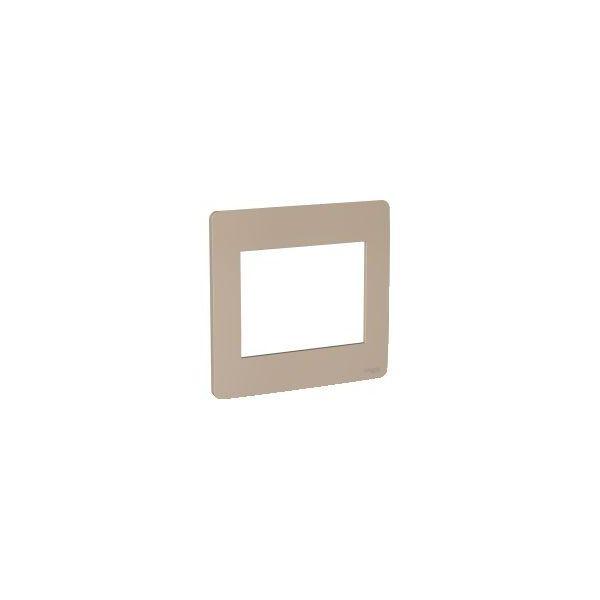 Placa 4x4 6 Postos  Orion  Bege