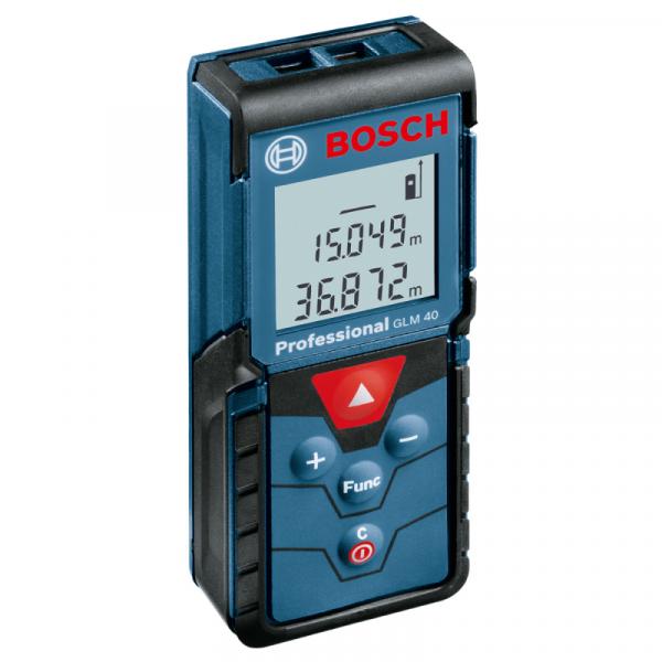 Trena Laser Glm 40 5/16 Bosch