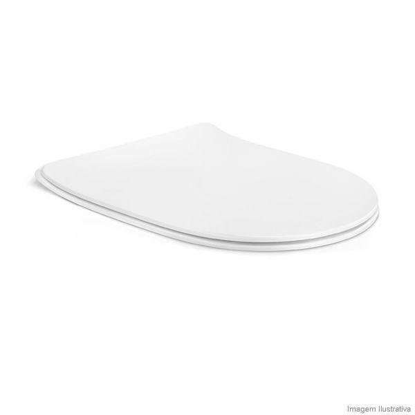 Assento Termofixo Softclose Neo Celite  Branco