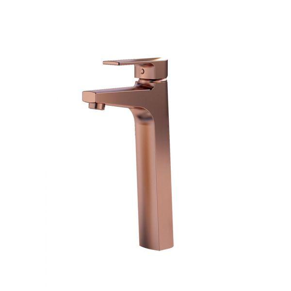 Misturador Monocomando Lavatório Bica Alta Bold 6877 Rv370 Rosso Vech Fani