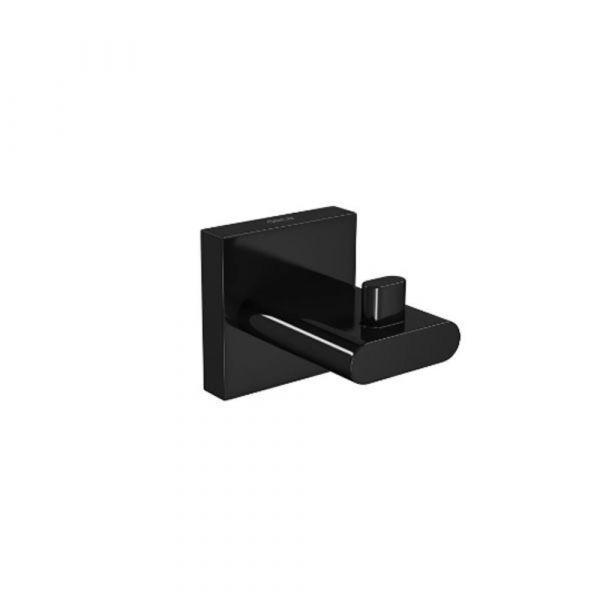 Cabide Simples Polo 2060 Black Noir Deca
